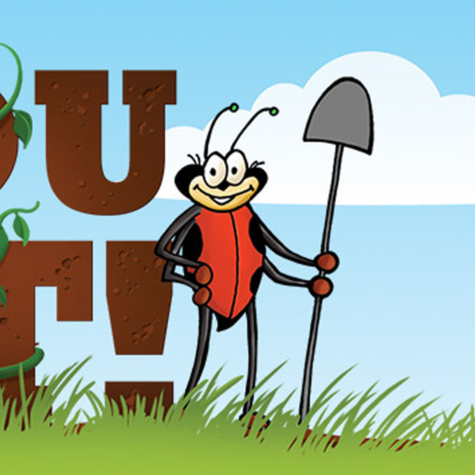 Logo and Graphic Design for Can You Dig It!