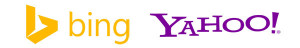 Bing and Yahoo Search Engines